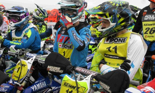 Enduropale 2016 – the triumph of the human spirit, and la France republicain