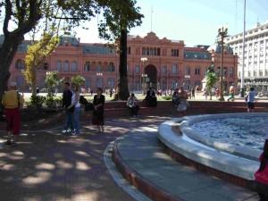 Casa Rosa, Buenos Aires