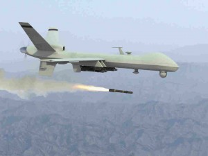 Drone too far
