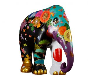 Elephant Parade returns to city of birth Rotterdam for 10th anniversary