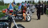 Paying tribute to the fallen – on two wheels