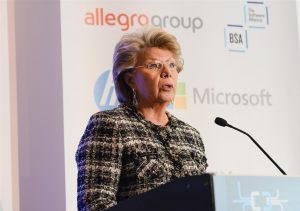 Viviane Reding MEP